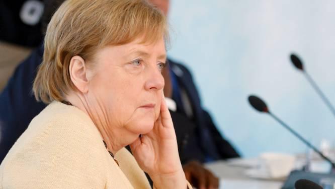"""Merkel juicht """"nieuw elan"""" toe met komst Joe Biden"""