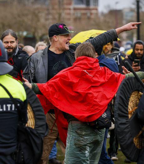 NCTV: Zorgen om aanhoudende coronaprotesten