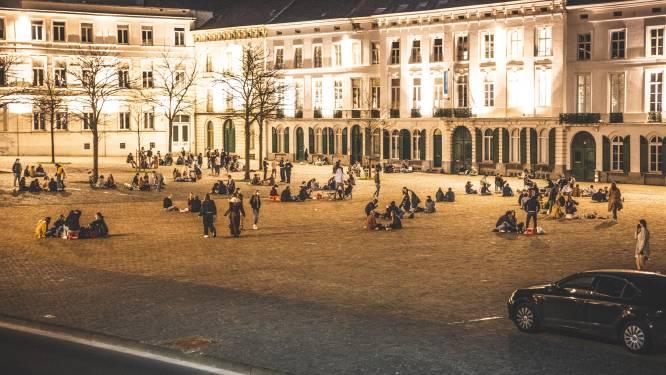 Zes feestjes stilgelegd door politie Gent, vandaag extra patrouilles op Sint-Pietersplein