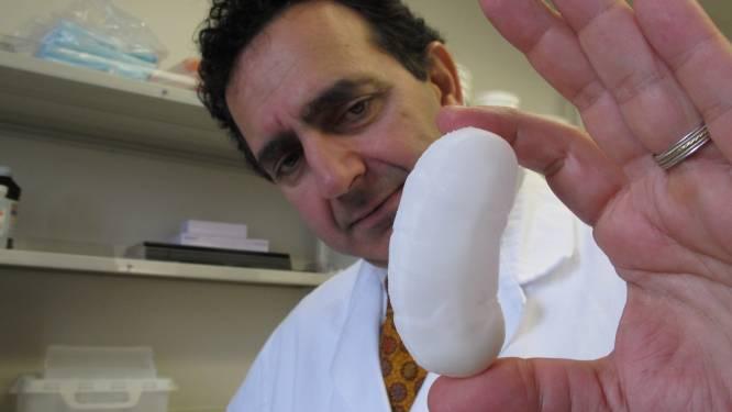 Ces scientifiques qui impriment en 3D des nez et des oreilles