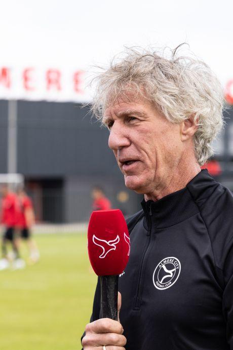 Gertjan Verbeek in Almere: 'Zo'n erge controlfreak ben ik niet meer'