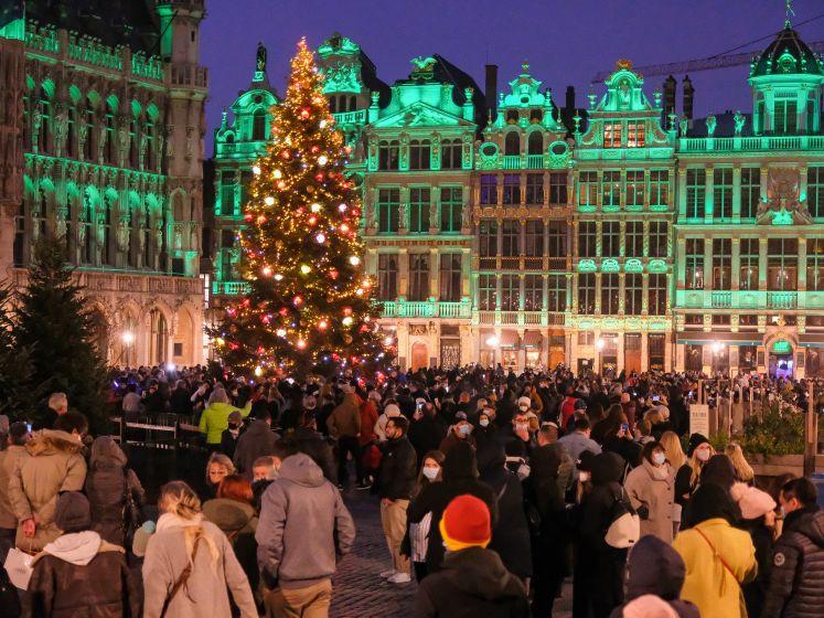 Overrompeling in Brugge, Brussel en Maastricht: gaan we zó de winkels veilig kunnen heropenen?
