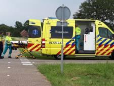 Persoon gewond bij aanrijding in Bornerbroek