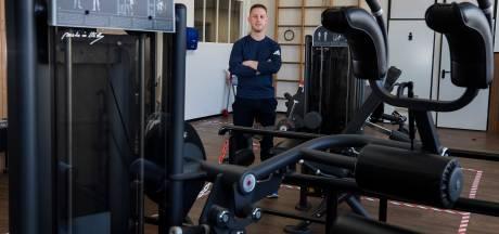 Ritchy verhuist met zijn sportcentrum naar nieuw pand: 'Best moeilijk om de plek te verlaten waar je bent opgegroeid'