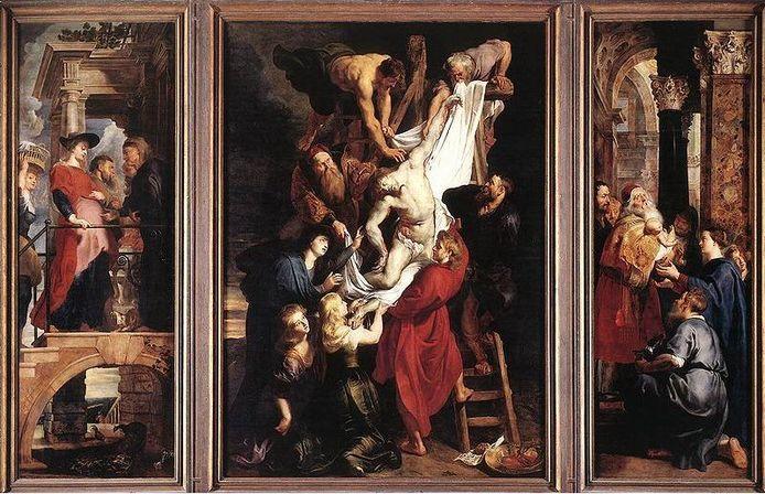 De Kruisafneming van Peter Paul Rubens.