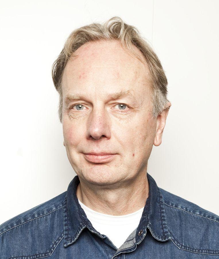 Sytze de Boer is samensteller van het boek Johan Cruijff Uitspraken, een biografie in citaten, en documentalist bij de Volkskrant. Beeld