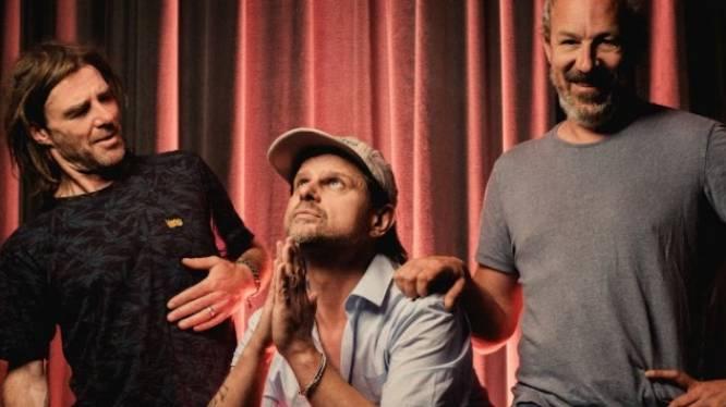 Nieuwe band rond David Bovée strikt regisseur Jan Eelen als vaste gitarist