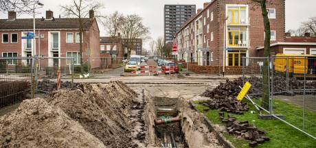 Aanpak verharding, riolering en groen in Breda: meer dan 300 projecten in twee jaar