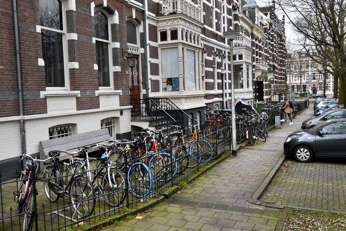 Verkamering in Nijmegen.