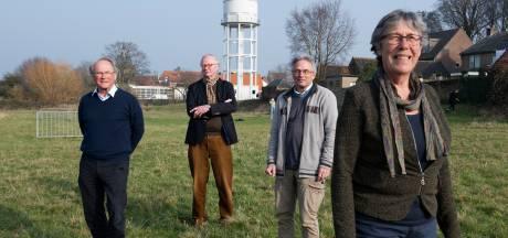 Het nieuwe stadspark in Vianen: over een paar jaar in het echt te bewonderen, maar nu alvast digitaal