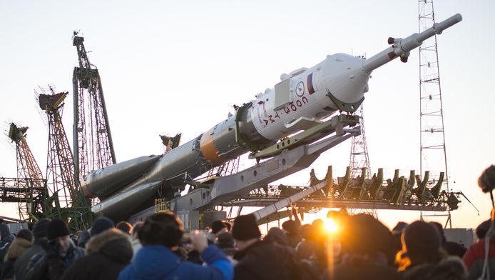 De Amerikaanse NASA is op zoek naar nieuwe astronauten om samen met Russen de ruimte in te gaan