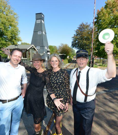 Primeur in Boekelo: met de stoomtrein naar Military