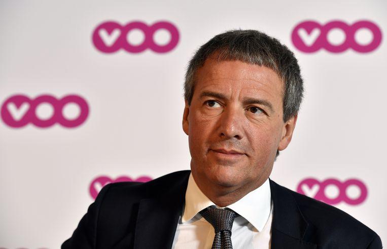 Stéphane Moreau. Beeld BELGA