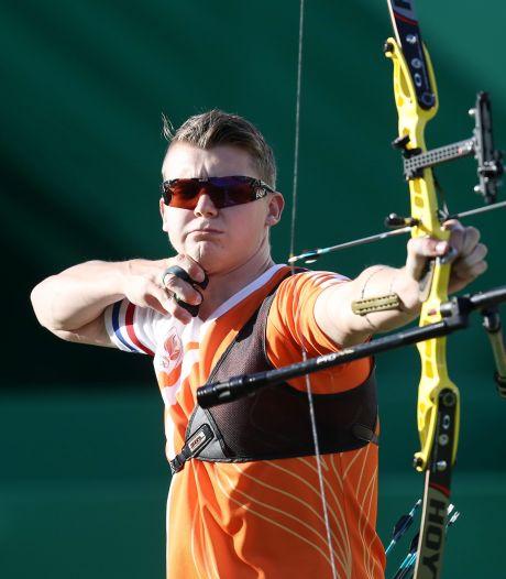 Brons voor handboogschutter Van den Berg bij wereldbekerfinale