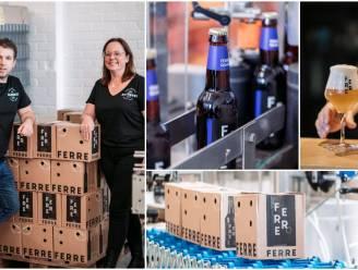 """Brouwerij Maenhout lanceert nieuwe merknaam 'Ferre' voor zeven bieren: """"Herkenbaarheid is troef in buitenland"""""""