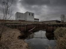 Alles ligt stil bij voormalige kerncentrale Dodewaard: Bekijk hier de foto's