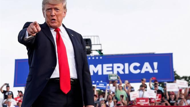 President Trump wilde verkiezingen frauduleus laten verklaren