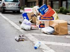 Le fléau des dépôts clandestins à Bruxelles