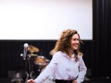 Directeur Chantal Kradolfer vertrekt bij het BREStheater in het Brielle