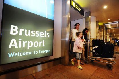 Brussels Airport en Liege Airport duurst om te parkeren