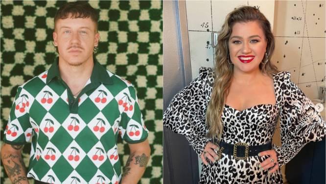 CELEBS 24/7. Macklemore is opnieuw vader geworden en Kelly Clarkson brengt een kerstsingle uit