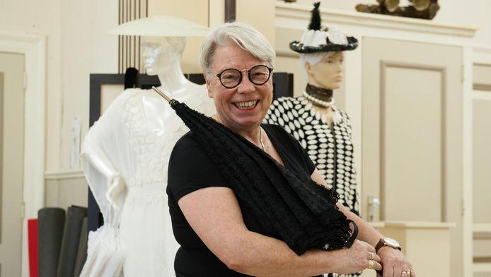 Yvonne Vermeulen maakte op haar 54ste een soepele overstap naar de kunstwereld.