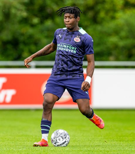 Belgische aanvaller Bakayoko verlengt zijn contract bij PSV tot medio 2025