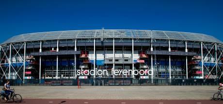 Feyenoord: bedreigingen totaal belachelijk en gaan grens voorbij