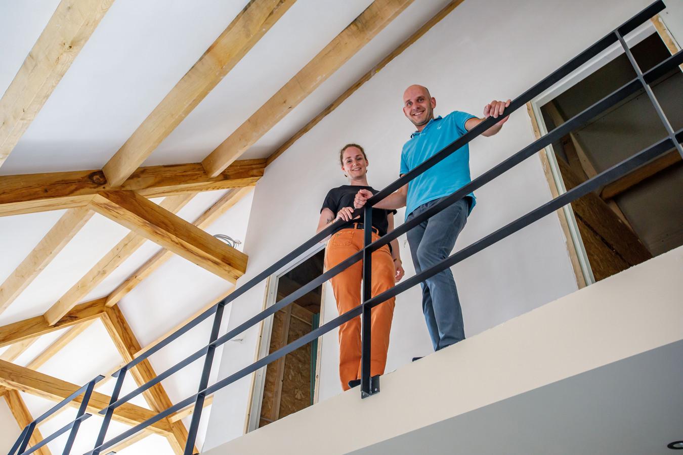 Een eigen huis bouwen was een droom, vooral voor Robbert. Energieneutraal en gebaseerd op een Zeeuwse schuur.
