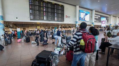 Dubbel zo veel mensensmokkel ontdekt op onze luchthavens