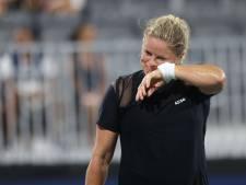Kim Clijsters battue par Sloane Stephens dans son match exhibition à Atlanta
