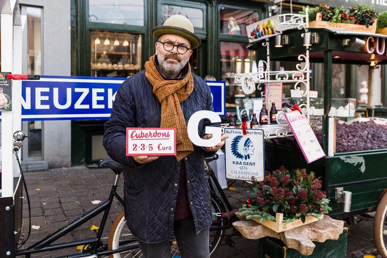 Carl Demeestere moet zich verantwoorden voor de Gentse correctionele rechtbank.