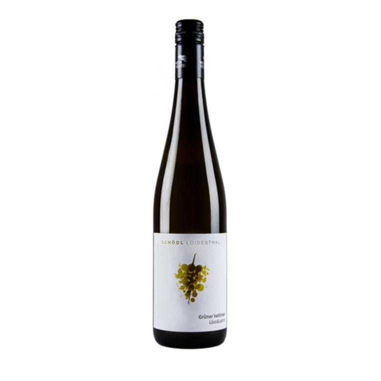 Weingut Schödl 2019, Grüner Veltliner 'Loidesthal', Weinviertel, Oostenrijk. € 12,95 (wit; biologisch) Beeld Het Parool