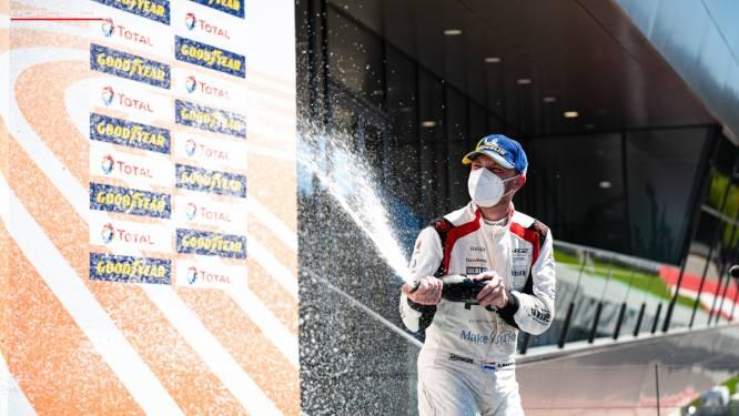 Xavier Maassen op podium in Porsche Carrera Cup Benelux bij comeback na Covid