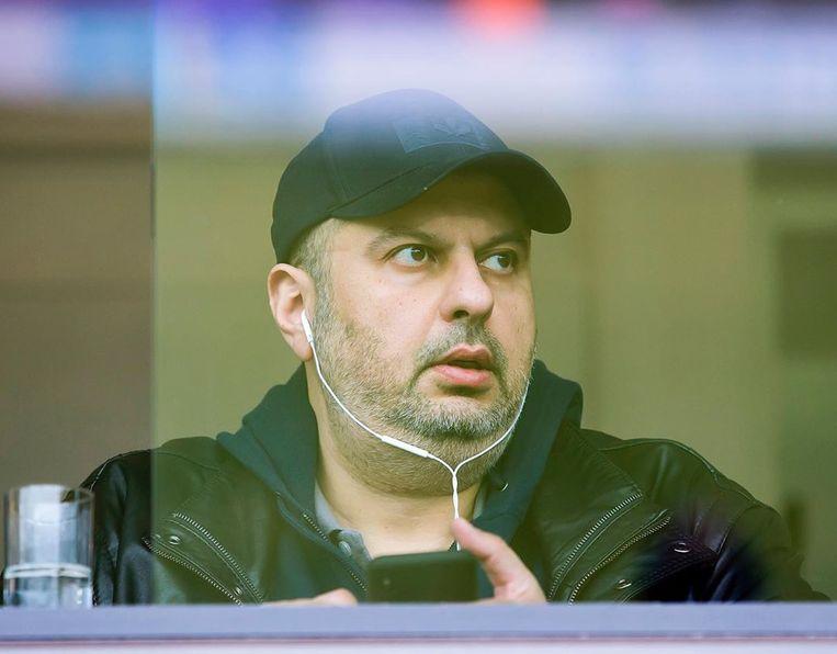 Abdullah bin Mosaad. Beeld RV