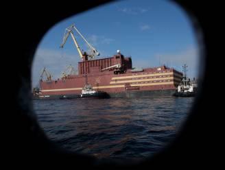 """Rusland stuurt drijvende kerncentrale naar Noordpool: """"Tsjernobyl op ijs"""""""