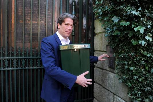 Europarlementariër Paul Tang strijdt al langer tegen brievenbusfirma's.