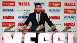 FT buitenland. Messi mag vijfde Europese Gouden Schoen op palmares schrijven - River Plate laat zich op WK voor clubs verrassen - Zlaten nog langer in MLS
