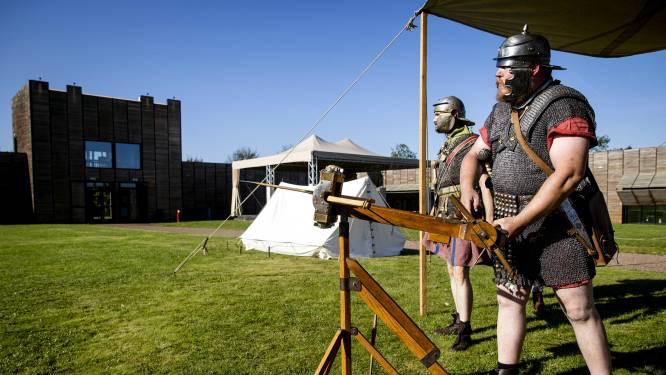 Romeinse legionairs droegen bijna 60 kilo aan bepakking met zich mee