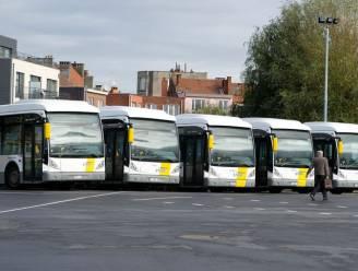 Kop-staartaanrijding met bus van De Lijn, buschauffeur lichtgewond