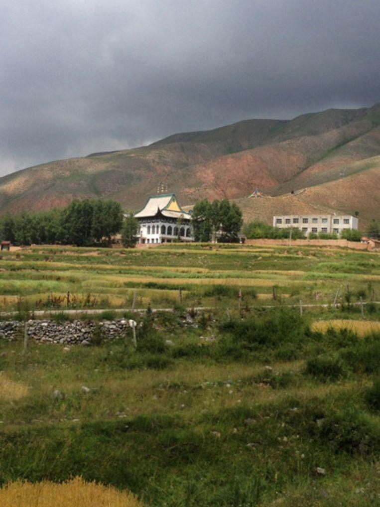 De vallei Beeld Yilan Yuen