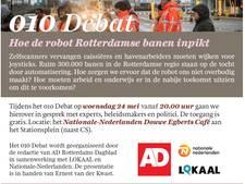 010 Debat: Hoe de robot Rotterdamse banen inpikt
