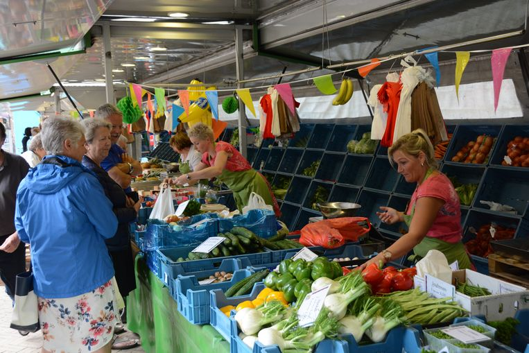Van donderdag 28 november tot en met donderdag 19 december organiseert de stad Tongeren in samenwerking met de ambulante handelaars een actie op de wekelijkse donderdagmarkt (themabeeld).