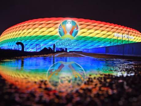 München wil regenboogstadion als protest tegen nieuwe wet in Hongarije