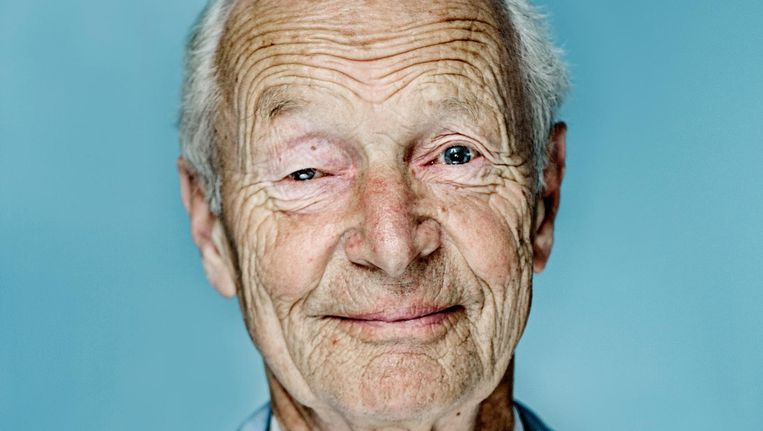 Guus Kuijer is een van de ruim zestig kinderboekenauteurs die Querido vermoedelijk verruilt voor de nieuwe uitgeverij Emanuel. Beeld Adrie Mouthaan
