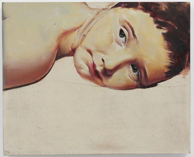 null Beeld Zeno X Gallery, Antwerpen