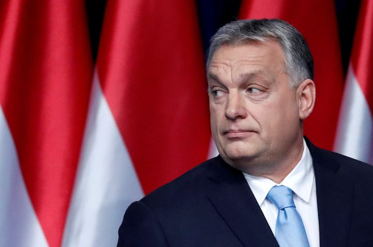 Viktor Orban. Beeld REUTERS