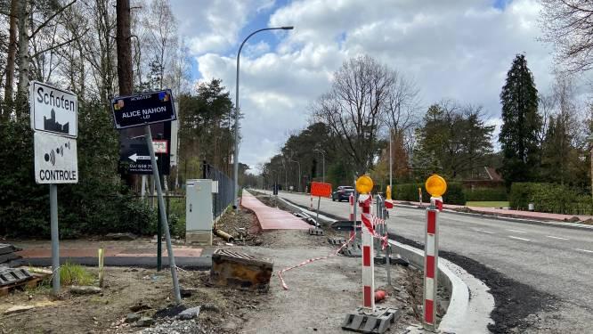 Laatste hand aan nieuwe fietspaden Botermelkbaan: rijweg maand lang volledig afgesloten