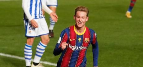 Kan de omgetoverde Frenkie de Jong dan eindelijk scoren in de Champions League?