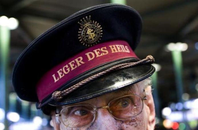 Leger des Heils. Foto: ANP
